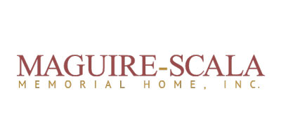 Maguire Scala Memorial Home Logo
